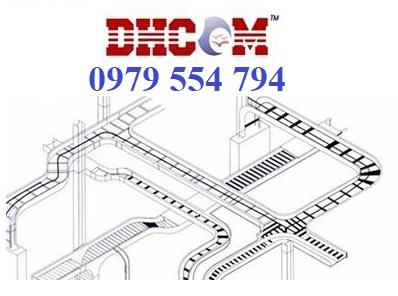 DHCOM –  Tủ rack, tủ mạng, tủ điện, thang cáp máng cáp